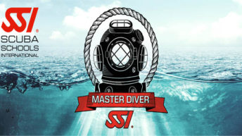 Scuba Schools International announces the 2017 Master Diver Challenge