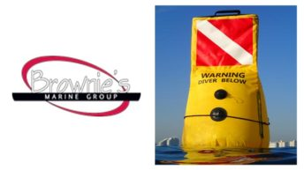 Brownie's Third Lung introduces NEW 3D Dive Buoy that delivers a 50 percent Margin for Retailers
