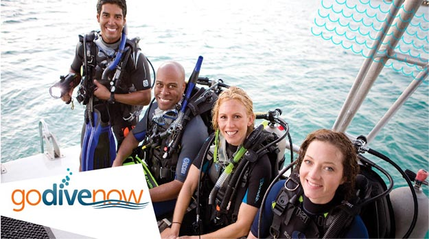 Go Dive Now is Working for Your Retail Dive Store