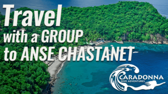 Caradonna Offers Exclusive Group Comps for Anse Chastanet in Saint Lucia