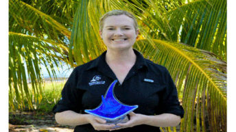 Jennifer Mills Takes Top Honors  as Accommodations Manager  in Stingray Awards