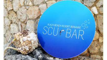 Plaza Beach Resort Bonaire presents new ScuBar