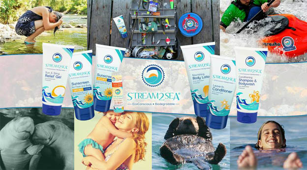 Are You Eco-Conscious? Stream2Sea Wants to Partner with YOU! Summer Promotion helps retailers protect the marine environment AND build their bottom line