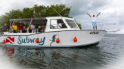 Subway Watersports Christens Third New Dive Vessel in last 12 Months