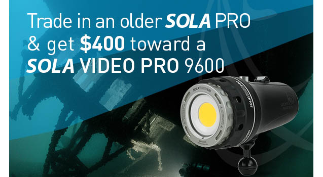 Light and Motion Offers Incentives for Sola Pro Owners