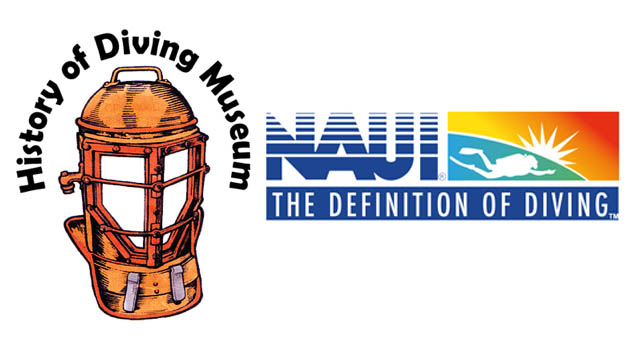 NAUI Contributes to and Sponsors History of Diving Museum's Vintage Weekend and Immerse Yourself! Seminar Series