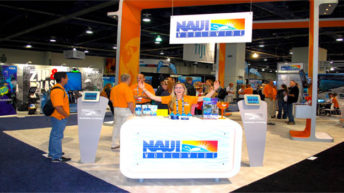 NAUI Promotes its Presence at DEMA, Launches Show Guide for 2017