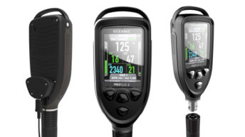 The New PROPLUS X Dive Computer by Oceanic. Now Shipping.