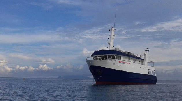 New from Master Liveaboards; Solomon Islands and Papua New  Guinea