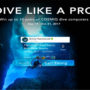 Deepblu Launches Dive Pro Campaign —  Pros Can Validate Logs, Win COSMIQ