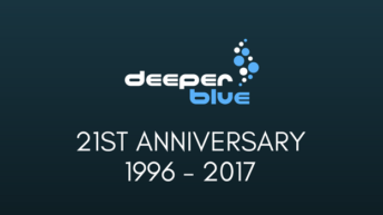 DeeperBlue.com Celebrates 21 Years Online