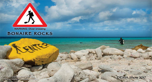 BONAIRE ROCKS DEMA SHOW! Sweepstakes Gives Show Attendees Chance to Win Airline Ticket, Hotel Stays, Diving and More
