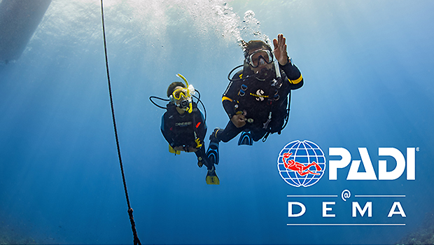 PADI Offers Valuable Miniseminars at DEMA Show 2017 Free of Charge