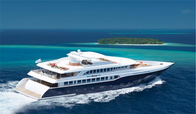<b>DEMA Show Booth #1505</b><br>Looking for the best liveaboard cruise in the Maldives or Red Sea? You found it! Blue Force Fleet
