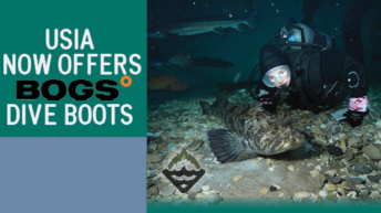 USIA Now Offers BOGS Dive Boots