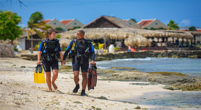 Plaza Beach Resort Bonaire Announces Exciting Dive Show Specials in 2018