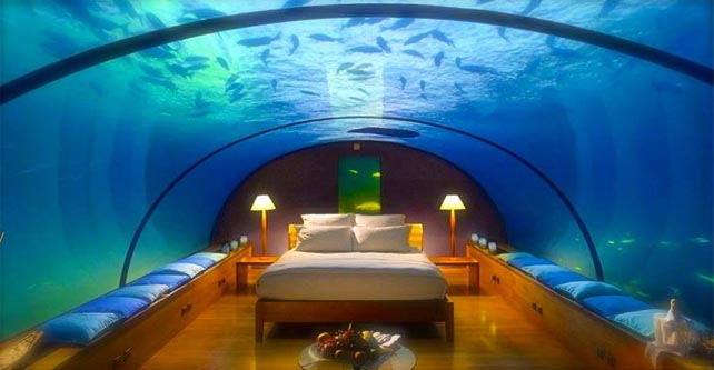 Jules' Undersea Lodge, Nation's Only Underwater Hotel, Reopens in Key Largo