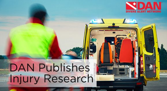 DAN Publishes Latest Dive Injury Research